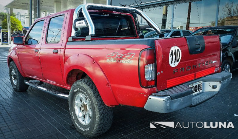 NISSAN FRONTIER 2.8TD SE 4X4 2004 ENT $160000 Y CTAS full