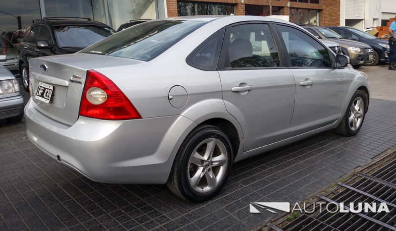 FORD FOCUS 1.8 TDCI 2010 TREND EXE ENT $ 110.000 Y CTAS full